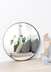 Society of Lifestyle Spegel House Doctor Reflektion Svart 40 cm Ø
