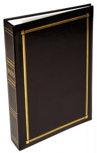 Classic Line Pocket Album Schwarz - 200 Bilder 10x15 cm