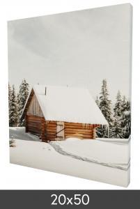 Egen tillverkning - Kundbild Leinwandbild 20x50 cm - 18 mm